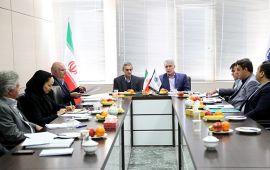 کمیته مشترک بازرگانی ایران و اسلواکی در اتاق ایران تشکیل شد