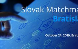 اطلاعیه/ شرکت در رویداد Slovak Matchmaking Fair Bratislava 2019