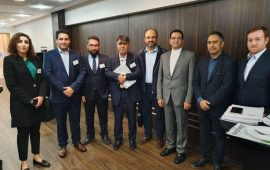 حضور رئیس کمیته مشترک بازرگانی ایران و اسلواکی در رویداد بزرگ Slovak Matchmaking fair Bratislava 2019